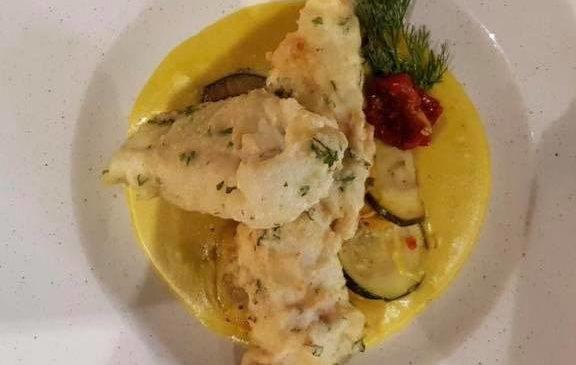 tempura de merlu