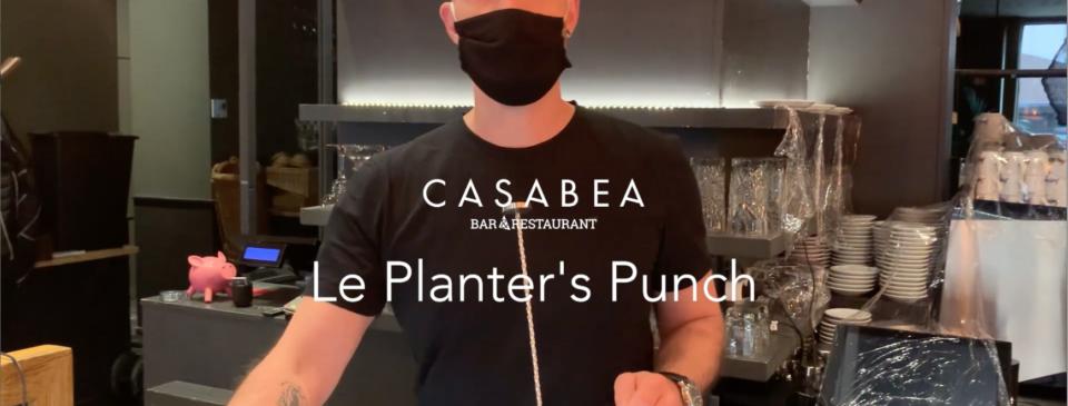 capture vidéo Planter's Punch