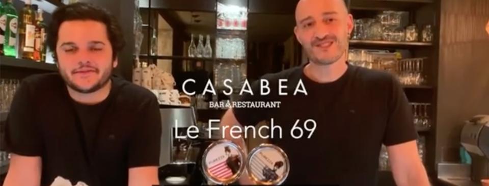 vidéo du French 69