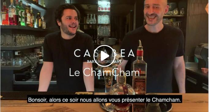chamcham recette cocktail casabea